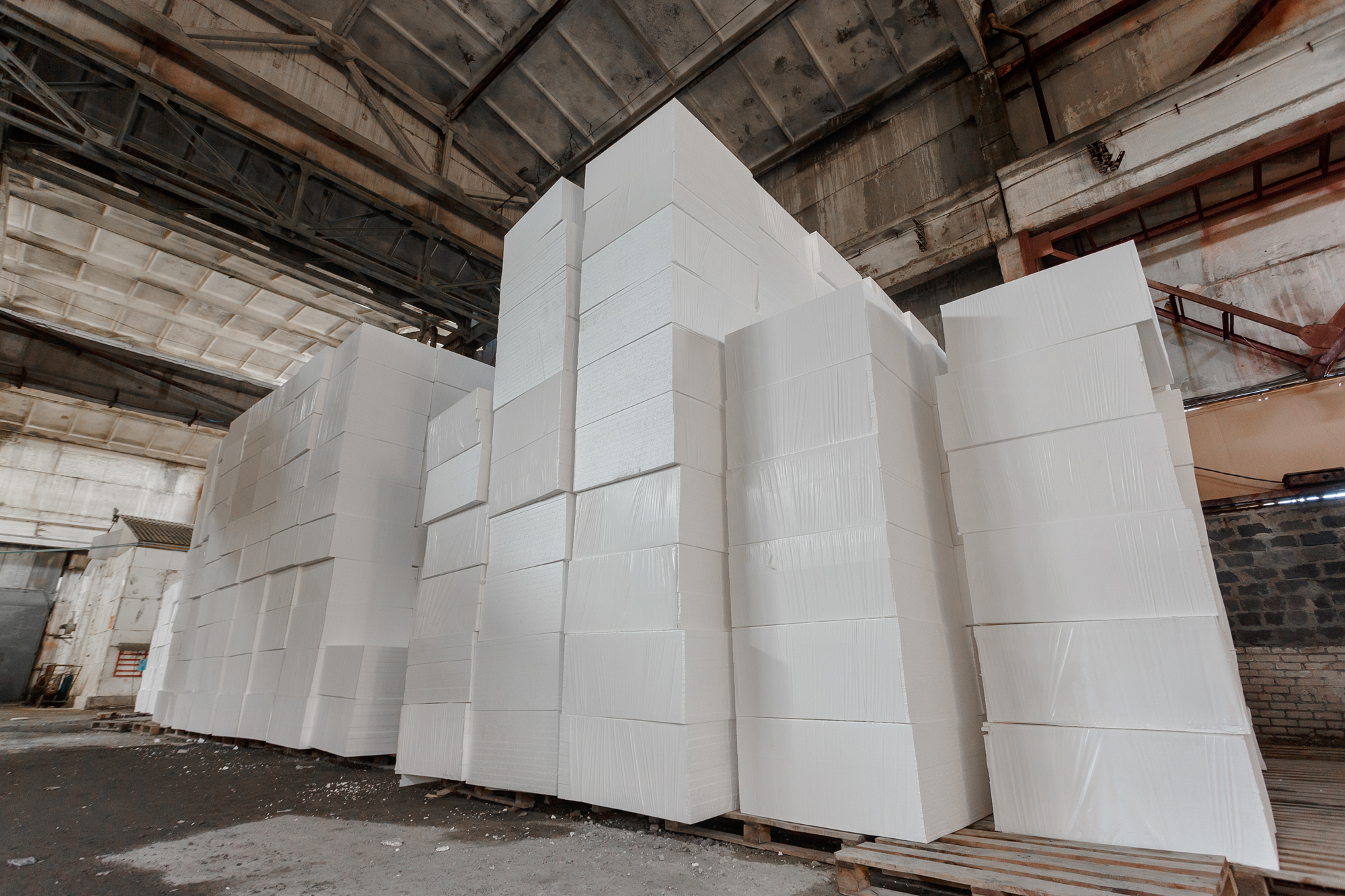 Expanded Polystyrene Eps Thomas Cavanagh Construction